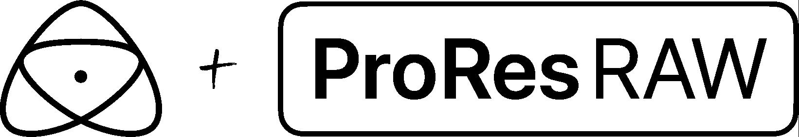 ProRes RAW logo