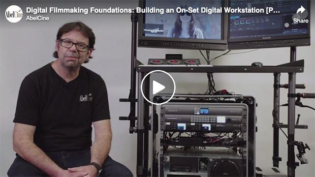 Digital Filmmaking Foundations: Building an On-Set Digital Workstation [PROMO]