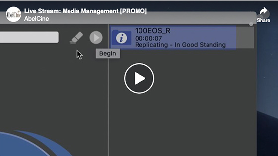 Live Stream: Media Management [PROMO]