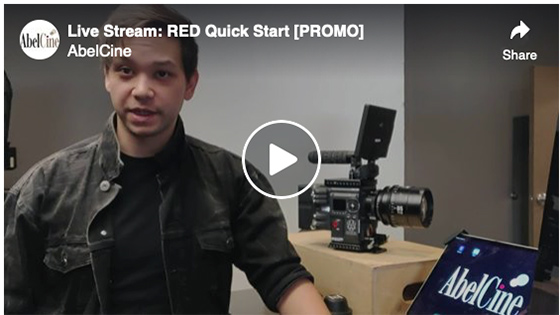 Live Stream: RED Quick Start [PROMO]
